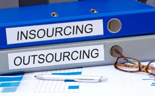 insourcing vs outsourcing