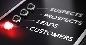 lead generation convert to sales