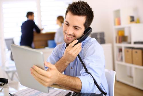 outbound telemarketing