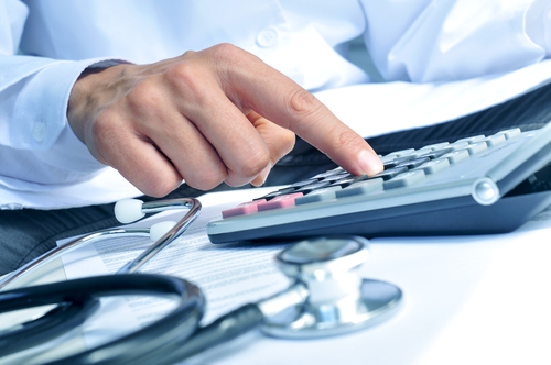 selling to healthcare provider