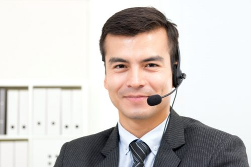 telemarketing company